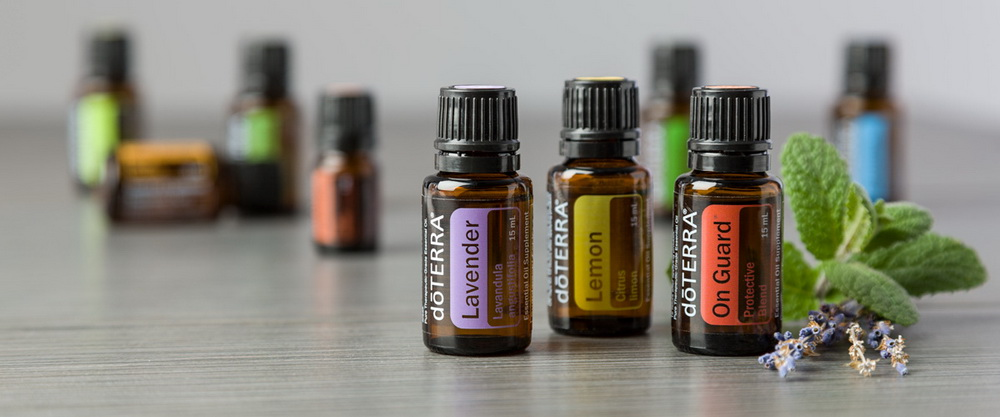 doTerra Oils in St. George, UT | Synergy Massage & Personal Fitness